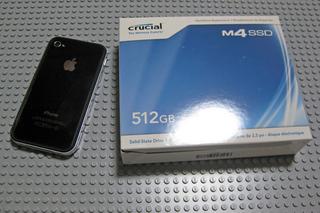 MacBook Pro 13-inch Mid, 2009をSSD化