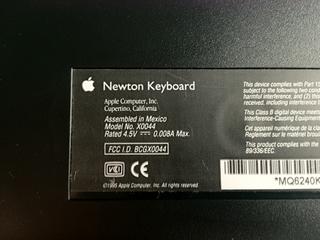 Newton Keyboard