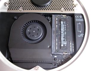 Mac miniメモリ増設