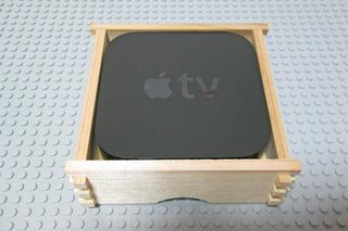 わさび漬けとApple TV