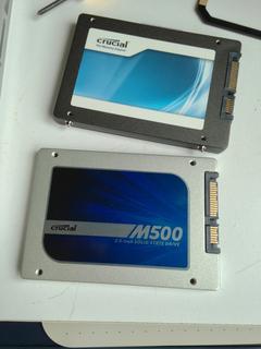 crucial M500 960GB SSD
