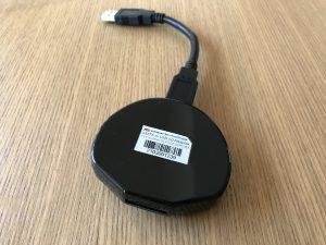 Newer Technology eSATA to USB 3.0 変換アダプタ