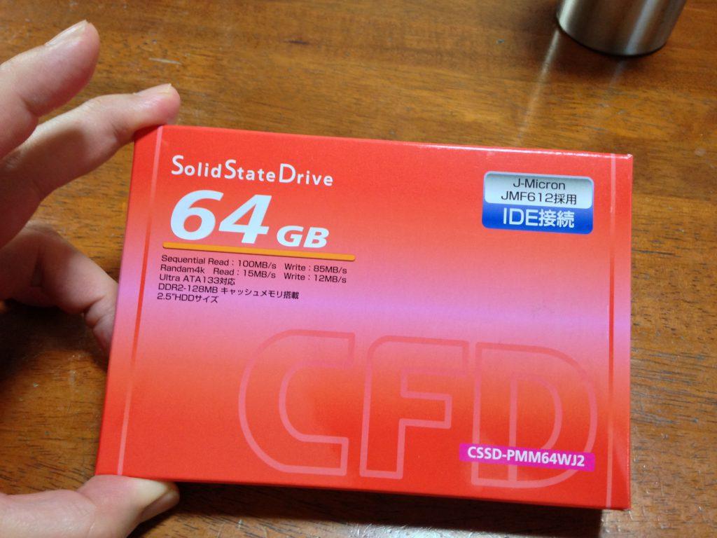 CFD 64GB CSSD-PMM64WJ2