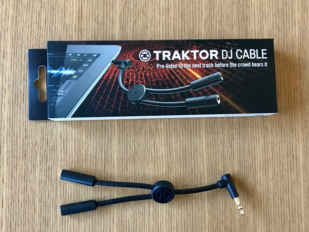 Native Instruments DJアクセサリー TRAKTOR DJ CABLE