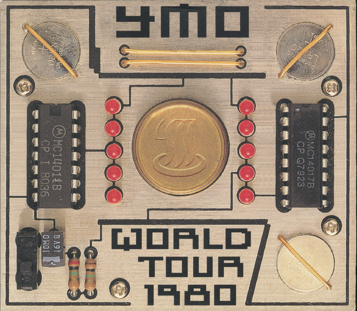 YMO WORLD TOUR 1980