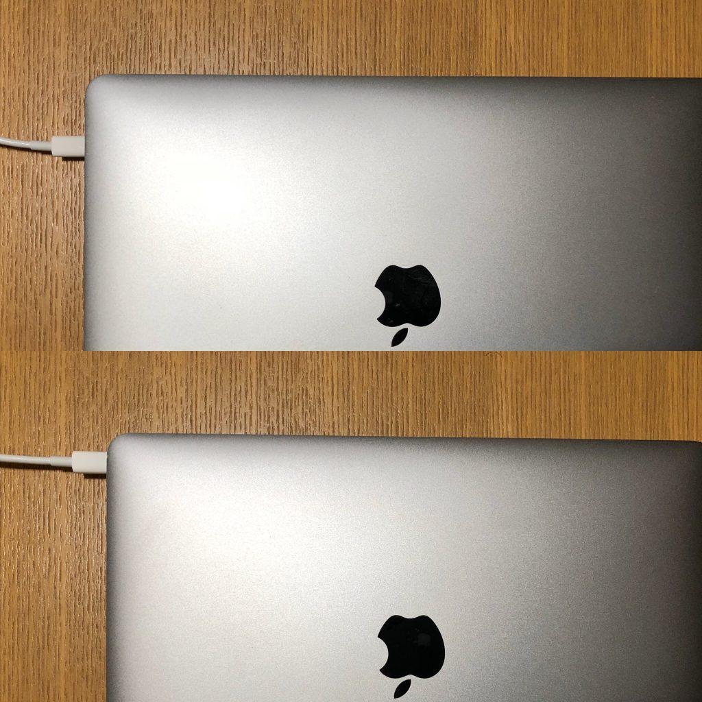 13インチと15インチMacBook Proのポート位置より12インチMacBookのポート位置が好き。端の方から出てる感じがかっこいいと思う