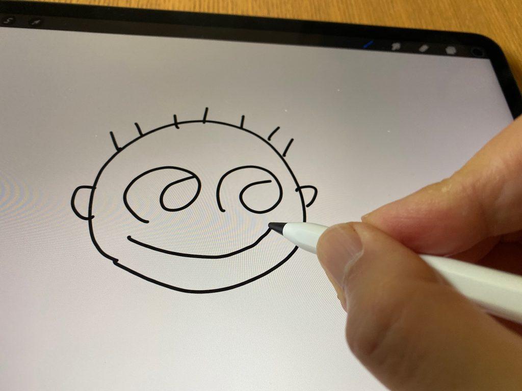ペン先をブライトンネットのやつに変えてみたところ、確かに抵抗が強い。結構描きやすい。これでしばらく試してみようと思う。